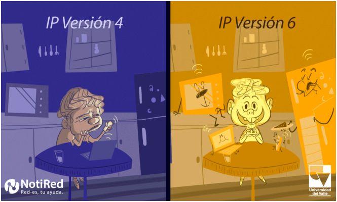 IP versión 6 llegó para quedarse